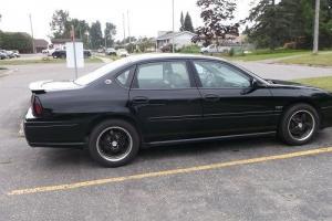 Chevrolet : Impala