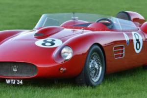 1956 Maserati 300S Replica