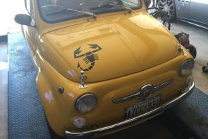Fiat : 500 Abarth