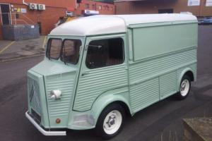 Citroen H Van Catering etc Split screen
