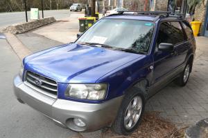 Subaru Forester XS Luxury 2004 4D Wagon Automatic 2 5L Multi Point