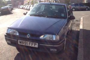 Renault 19 1.4 Biarritz 1994 , 1 OWNER FROM NEW , GARAGED 21 YEARS , 4955 MILES