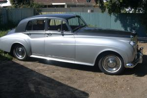 Bentley S2 1961 4D Saloon Automatic Same AS Rolls Royce Cloud 2 in WA Photo