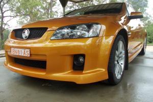 2009 Holden Commodore VE MY10 SV6 Auto 6SP Sedan Photo