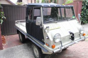 Steyr Puch Haflinger 1975 Rare BUG EYE IN Excellent Condition in NSW