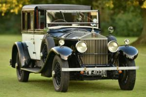 1928 Rolls Royce Phantom I Sedanca