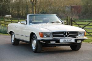 Mercedes-Benz 380SL | LHD | Stunning | 22K Miles Only