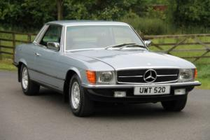 Mercedes-Benz 380SL | Just 24000 Miles