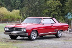 Chevrolet : Chevelle Acadian Beaumont Sport Deluxe
