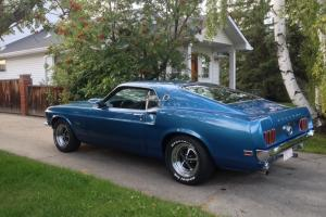 Ford : Mustang 1969 fastback