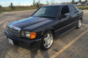Mercedes-Benz : 190-Series Cosworth 2.3-16 16v 16 Valve