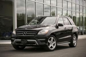 Mercedes-Benz : M-Class