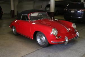 Porsche : 356 CLEAR