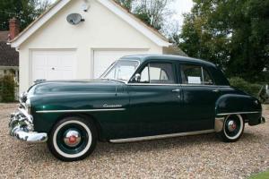 Plymouth Cambridge, Rare,Restored,Timewarp,Concours Car