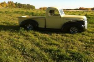 Chevrolet : Other c10