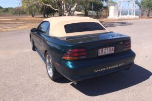1994 Mustang GT Convertible V8