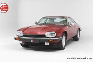 FOR SALE: Jaguar XJS V12 5.3 Auto 1991