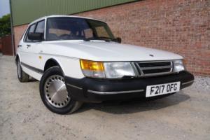 1988 Saab 900i 8V, 5 DOOR, MANUAL, 74K ONLY!!!!