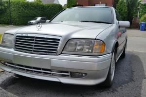Mercedes-Benz : C-Class C36 AMG Sport