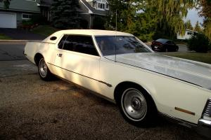 Lincoln : Mark Series