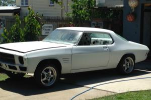 HQ 2 Door Monaro