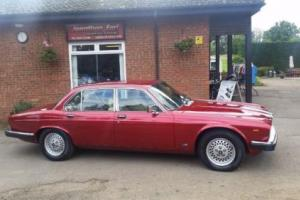 Jaguar Sovereign Sovereign 4.2 Jaguar XJ6 ONE OF THE BEST STUNNING 1985/C