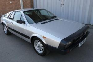 LANCIA MONTECARLO 1981 2.0L CLASSIC CAR MANUAL PETROL