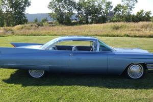 Cadillac : Other 1960 Cadillac Series 62 ( Where's Elvis? )