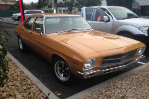 1974 Holden HQ in VIC