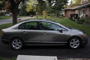 Honda : Civic LX