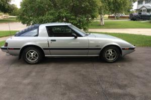 Mazda : RX-7 2 door coupe