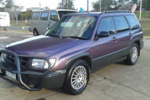 Subaru 1998 Forester Nothing TO Spend in QLD Photo