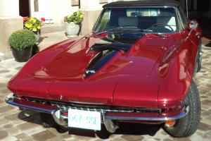 Chevrolet : Corvette L68