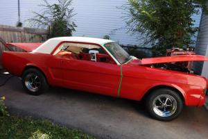 Ford : Mustang CUSTOM GT Photo