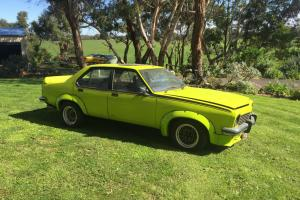 Holden LX Torana 1976 in VIC
