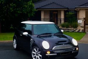 Mini Cooper S Checkmate in QLD