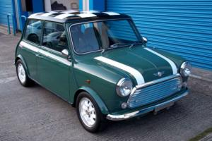 1996 Classic MINI COOPER 35th ANNIVERSARY EDITION