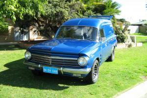 EH Holden Panelvan Photo