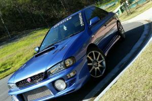 1998 Subaru Impreza WRX GC8