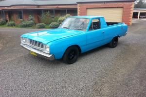 Valiant UTE VE 1968 in VIC