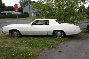 Cadillac : Eldorado Base Hardtop 2-Door