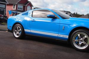 Ford : Mustang Shelby GT500 Coupe 2-Door