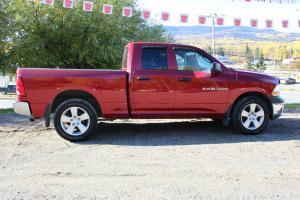 Dodge : Ram 1500 ST QUAD CAB