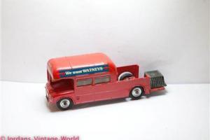 Corgi 468 London Transport Routemaster CODE 3 - Excellent Vintage Model Old