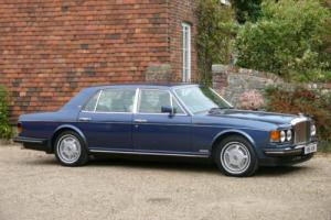 1991 Bentley Mulsanne S LWB
