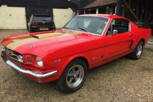 Ford Mustang Fastback GT 350 Clone ,Fully Rebuit,Toploader Manual