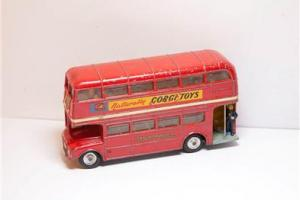 "Corgi 468 Routemaster Bus ""Naturally Corgi Toys"" - Vintage Original 1960s RARE Photo"
