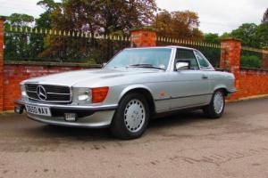 1989 Mercedes-Benz R107 420 SL