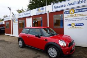 2012 12 MINI HATCH FIRST 1.6 FIRST 3D 75 BHP