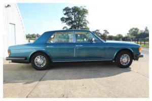 1986 Rolls-Royce Silver Spirit 6.8 auto